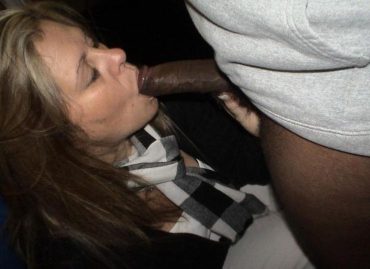White Teen Sucking Black Dick