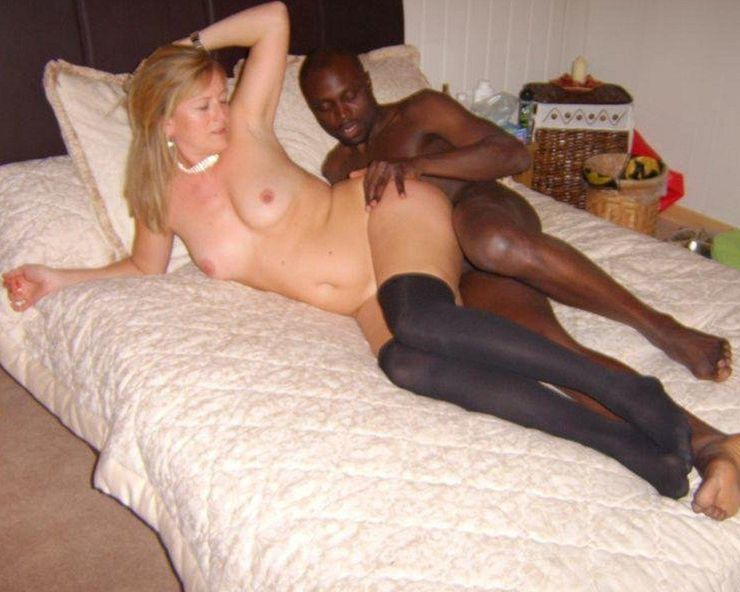 Amateur Black Wife Interracial
