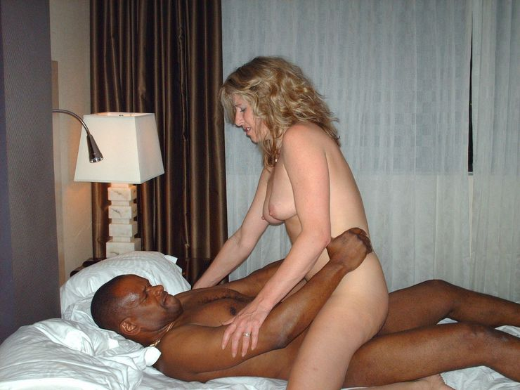 Amateur Husband Helping Wife