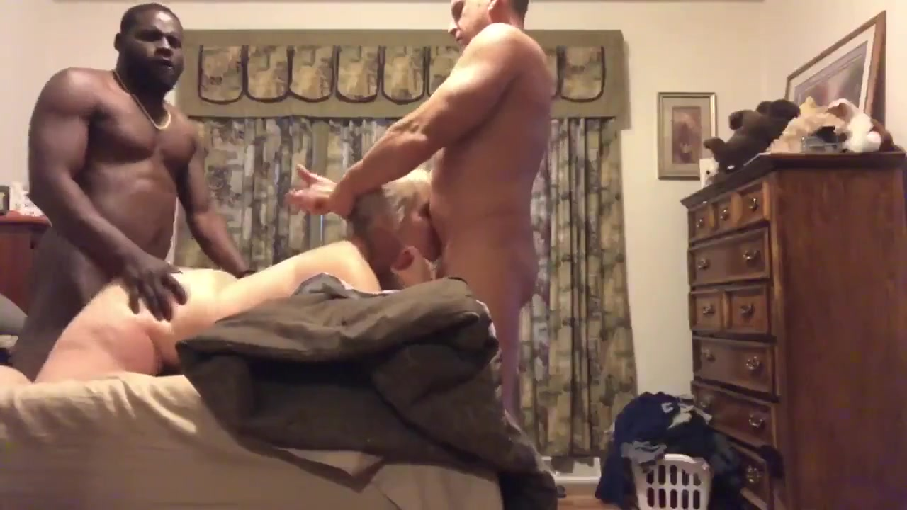 Husband Wife Share Dildo